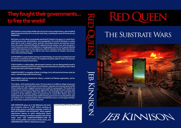 Red Queen: The Substrate Wars