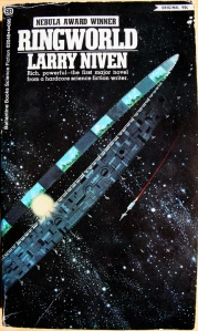 First edition Ringworld - by Larry Niven