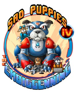 Sad Puppies 4 Logo