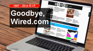 RIP Wired