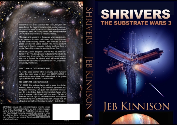 Shrivers: The Substrate Wars 3