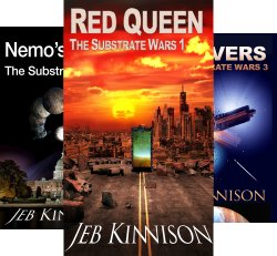 The Substrate Wars Series
