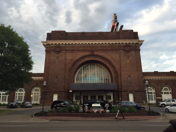 Chattanooga Choo Choo Hotel Entrance (Old train station)