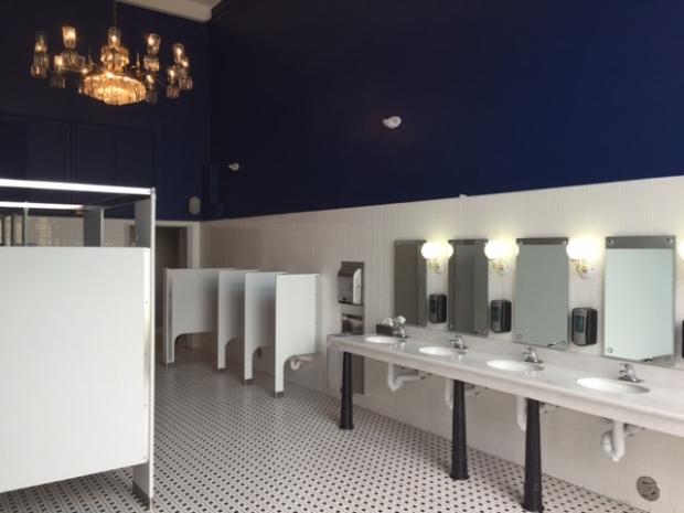 Station Public Restroom