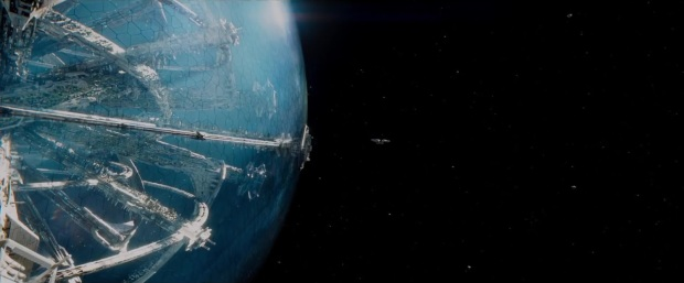 Starbase Yorktown from Star Trek Beyond - Paramount