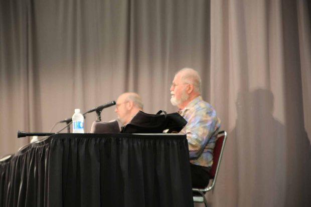 Joe Haldeman, Larry Niven