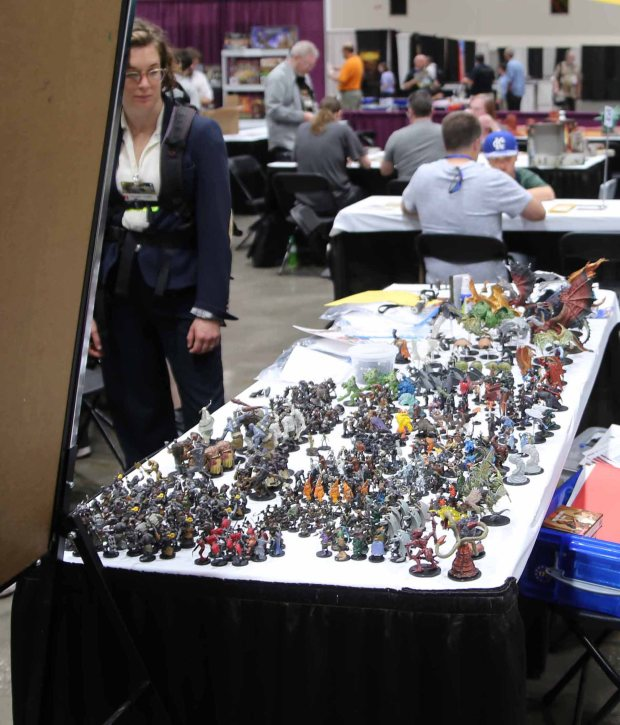 Miniatures and Games