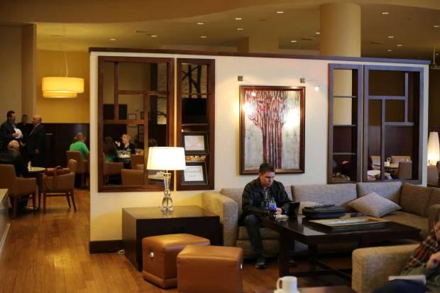 LTUE: Marriott lobby