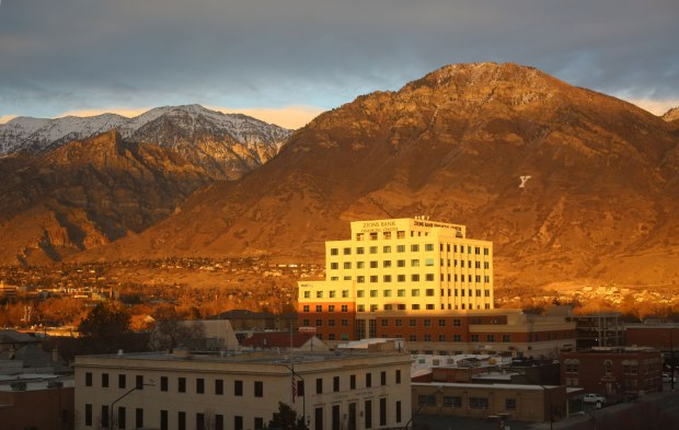 Provo late afternoon